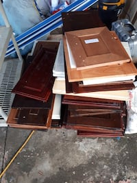 Cabinet doors diff sizes make me an offer