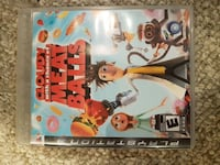 Cloudy With a Chance of Meatballs ps3 game