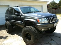2002 Jeep Grand Cherokee OVERLAND 8in lift 37in Baltimore