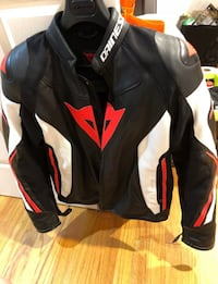 Dainese Assen Perforated. Size 48 EU Arlington