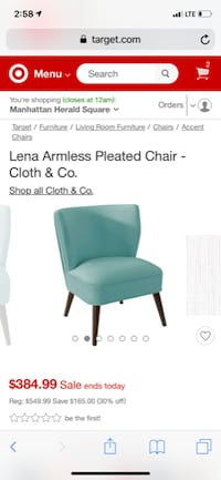 Selling chair