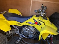 2008 Suzuki  LTR450 race quadr is in very nice conditions  Seaside, 93955