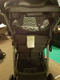 Baby carseat  and stroller