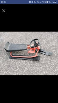Snowracer metal body Ajax, L1S 5C7