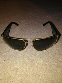 VERSACE SUNGLASSES W/ PROTECTIVE CASE