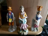 Antique Italian ceramic figures from italy Vaughan, L4H 2A3