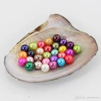 Pick your Colour of Pearl, Choose your Pendant, & Necklace Included $4 Trenton, K8V 2X4