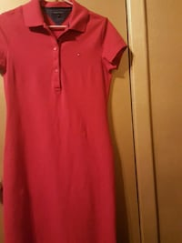 Red Tommy Hilfiiger Dress Toronto, M6A 2L8