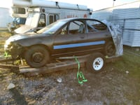 Strictly stock race car trade for a four-wheeler or dirt bike