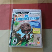 Little Big Planet (Game Of The Year Edition) Ps3.. Coquitlam, V3B 6M6