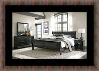 11pc Grey Marley bedroom set Woodbridge, 22191