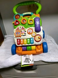 VTech toddler Walker with light-up activity board Loudon, 03307