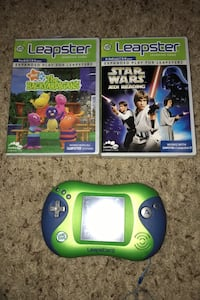 Leapster 2 portable game console