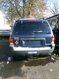 2003 Ford Escape XLT Sport 4X4 Youngstown