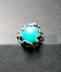 Sterling silver turquoise ring size 6 Albuquerque, 87109