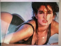 Vintage 1991 Cindy Crawford poster never opened Milwaukee, 53202