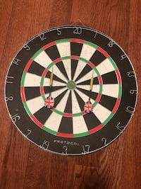Dart Board New York, 10032