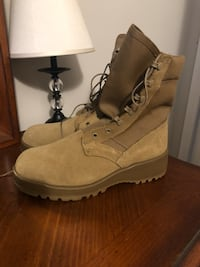 Military boots Sumter, 29154