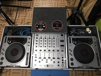 Full Pioneer DJ Setup with built in legs! Laptop not included. Sherwood Park, T8A 0H1