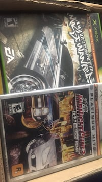 two assorted PS3 game cases Bay Point, 94565