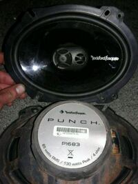black and gray Pioneer subwoofer Okotoks, T1S 0B6