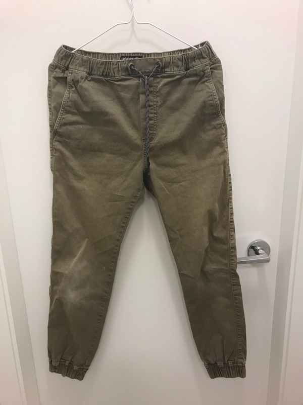 America eagle army green pants s