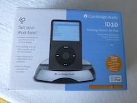 iD10 Docking Station for Apple® iPod™ & iD10 Acces Portland