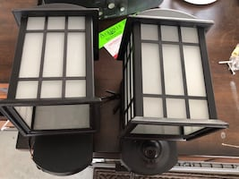 Cheaper than just 1 light Kuna security light and companion light..
