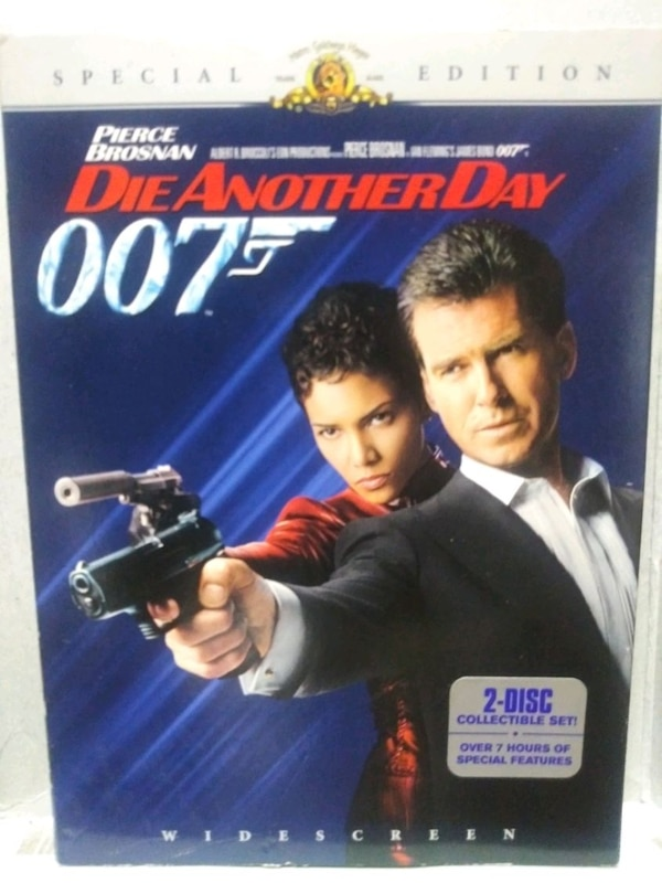 Die Another Day 007 dvd special edition dce265e1-93b7-4f96-8ea3-7441fa1e8ff5