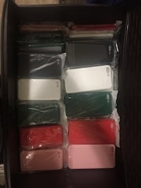 Assorted color plastic case lot Kissimmee, 34759