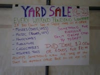 GARAGE SALE !!!! Welland