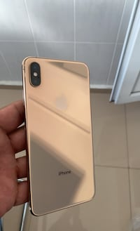 İphone xs max gold 64 gb