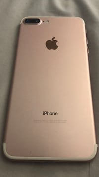 iPhone 7 Plus rose gold 256 gb factory unlocked  San Diego, 92139