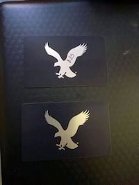 $75 American Eagle gift cards for $60 Germantown, 20874