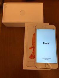 iPhone 6s Plus 128gb rose gold  Madrid, 28014