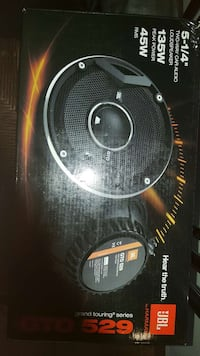 "JBL 5-14 ""car audio di altoparlanti a due vie 135W"
