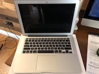 MacBook Air gently used like new Saint John, 46373