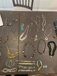 Brighton Costume Jewelry Collection