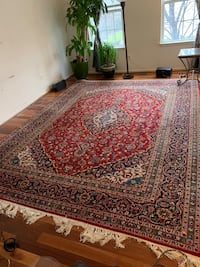 13x10 Hand Made Persian Rug... Centreville, 20121