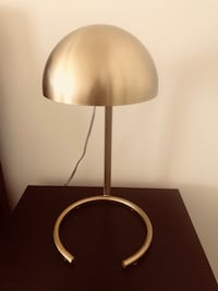 Set of two Golden table lamp Ashburn, 20148