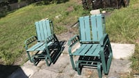 Lawn chairs rocking out door furniture  Saint Cloud, 34744