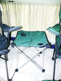 green and blue camping chair Ontario, 91762