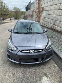 2016 Hyundai Accent SE 4-Door 6-Speed Automatic Providence