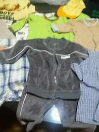Clothes for boy  3-6-9months 49 pieces  Downey, 90240