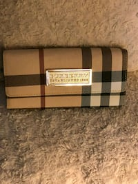 brown and black leather wallet Rockville, 20852