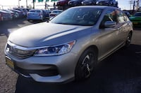 2016 Honda Accord LX Sedan CVT Woodbridge