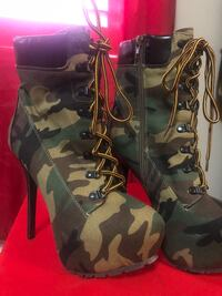 Army bootie