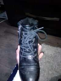 Little girls size 1 Michael Knors  BOOTS