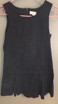 Girls Navy dress size 12 youth Vaughan, L4L 6A9