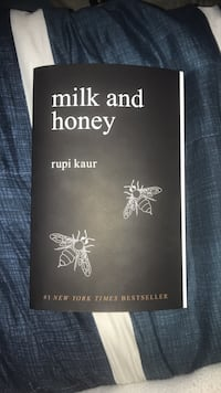 Milk and honey book  Oshawa, L1K 0H1